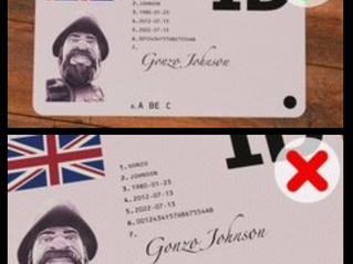 Bons 本人確認・住所確認書類