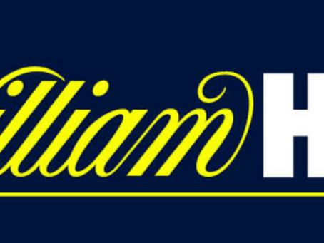 信頼度100% ウィリアムヒル(William Hill)