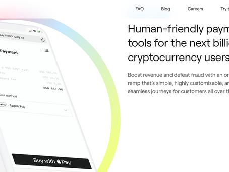 クレジットカードで仮想通貨購入|Moonpay