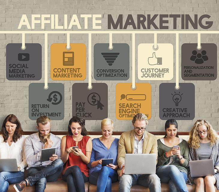 Affiliate Marketing Advertising Commerci