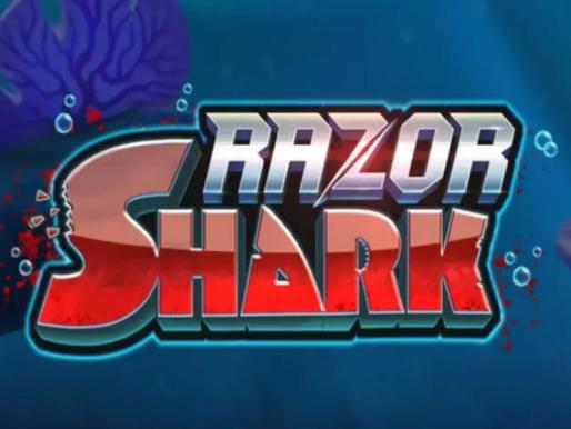 Razor Shark(レイザーシャーク)|人気カジ旅スロット