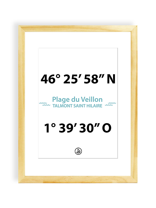 Plage du Veillon - Talmont Saint Hilaire