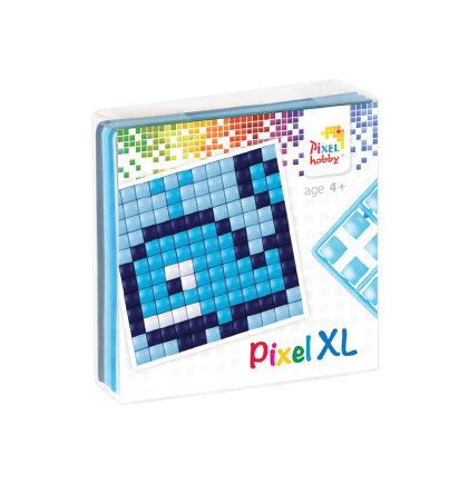 Pixel Hobby Baleine - Pixel Art