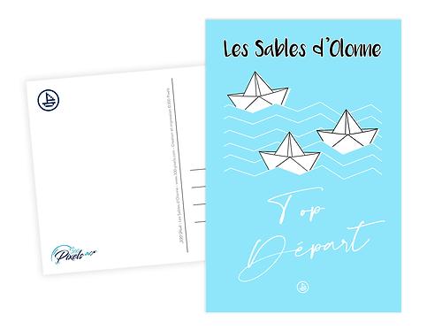 Carte Postale Les Sables d'Olonne