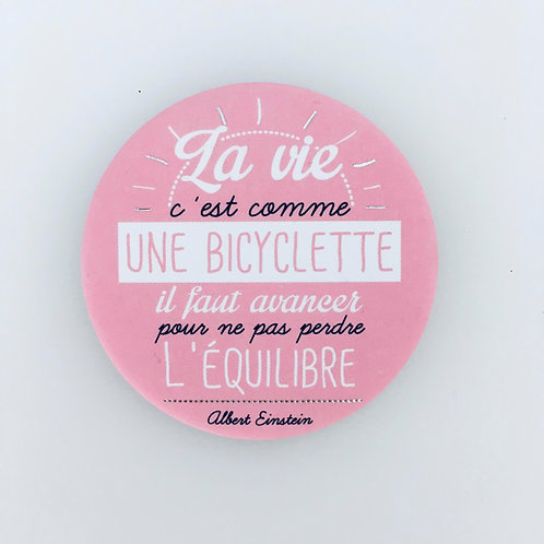Magnet - La vie c'est comme une bicyclette...