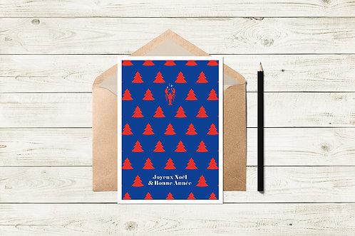 BILPAPER - Carte Postale - Bonne année