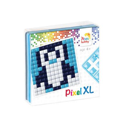 Pixel Hobby Pingouin - Pixel Art