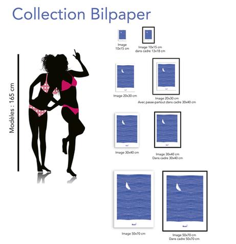 Guide des formats - Collection Bilpaper