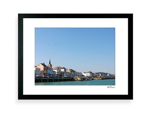 300 Pixels - Affiche Photo - La Chaume, Les Sables d'Olonne