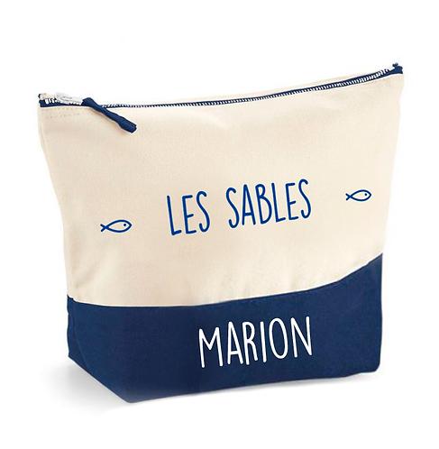 300 PIXELS - Trousse Personnalisée - Les Sables d'Olonne