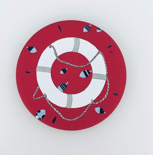 Magnet - Bord de mer - Bouée