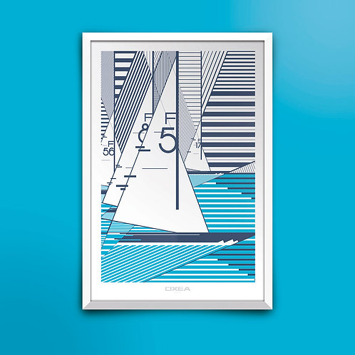Affiche - Collection OXEA - BELAONTZIA