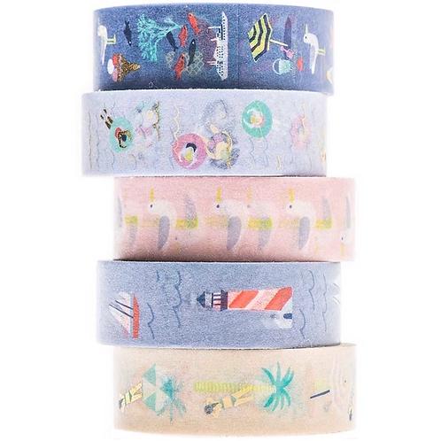Washi Tape - Bord de mer