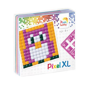 Pixel Hobby Hibou - Pixel Art
