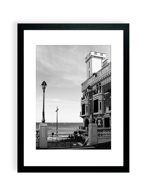 Affiche Photo - Palazzo Clementina 01 - Place Navarin - Les Sables d'Olonne