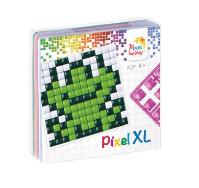 Pixel Hobby Grenouille - Pixel Art