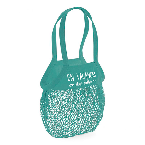 Sac Filet - En vacances