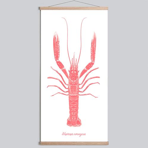 Affiche Atelier 2Bis - Langoustine