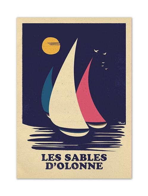Affiche Marcel - Les Sables d'Olonne