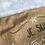 300 Pixels - Chaussette de Noël jute végétale personnalisée