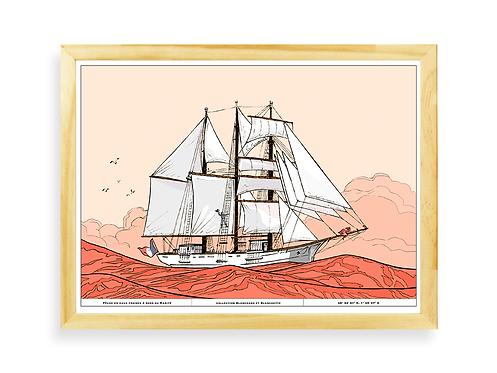 Affiche Atelier 2Bis - Pêche en eaux froides
