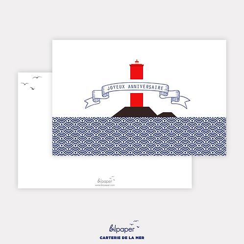 300 PIXELS - Collection Bilpaper - Carte d'anniversaire