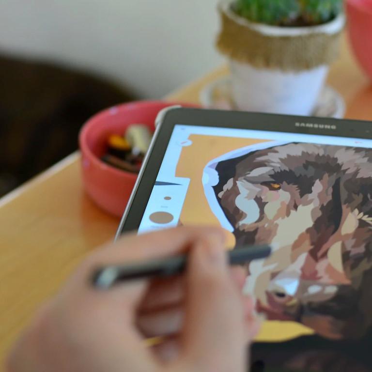 Atelier Dessin sur tablette numérique (Dès 10 ans)