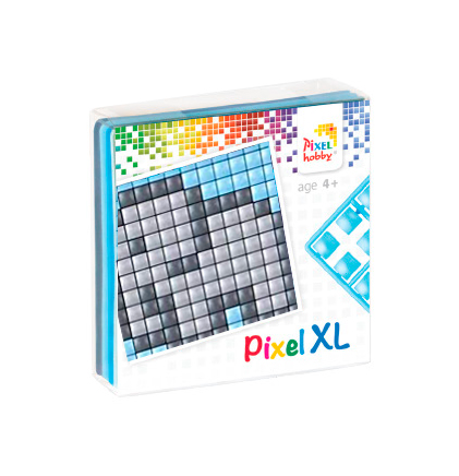 Pixel Hobby Elephant - Pixel Art