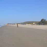 Yogaferie Indien strand