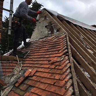 Roof Repair and Leadworks