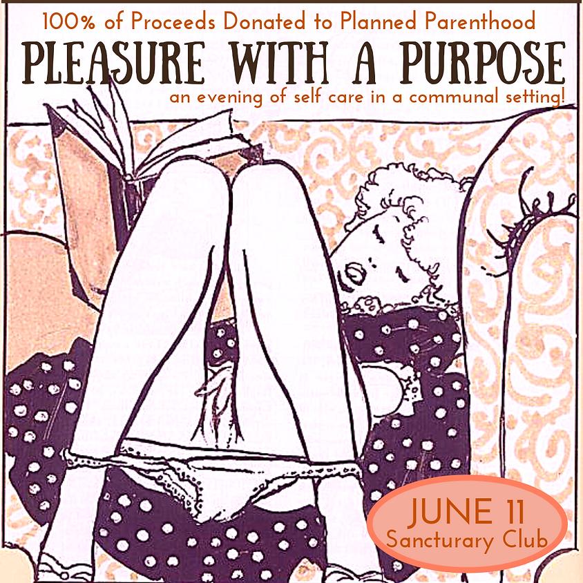 Pleasure With A Purpose (formerly Masturbate-a-thon)