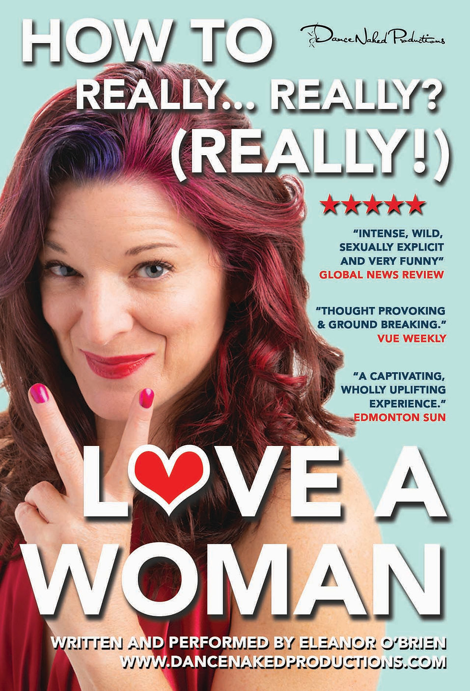 how to Really, Really? Really! LoveA Woman Poster