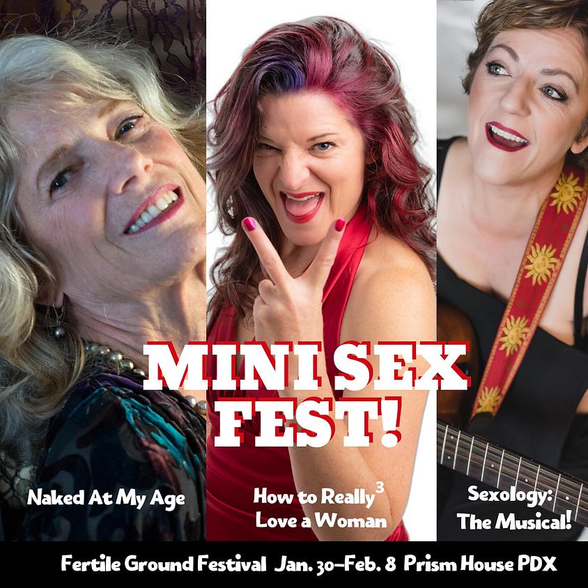 MINI SEX FEST! Jan 30-Feb 8