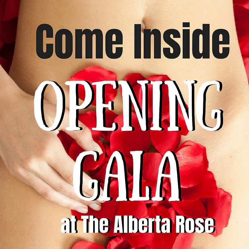Come Inside Festival OPENING NIGHT GALA!