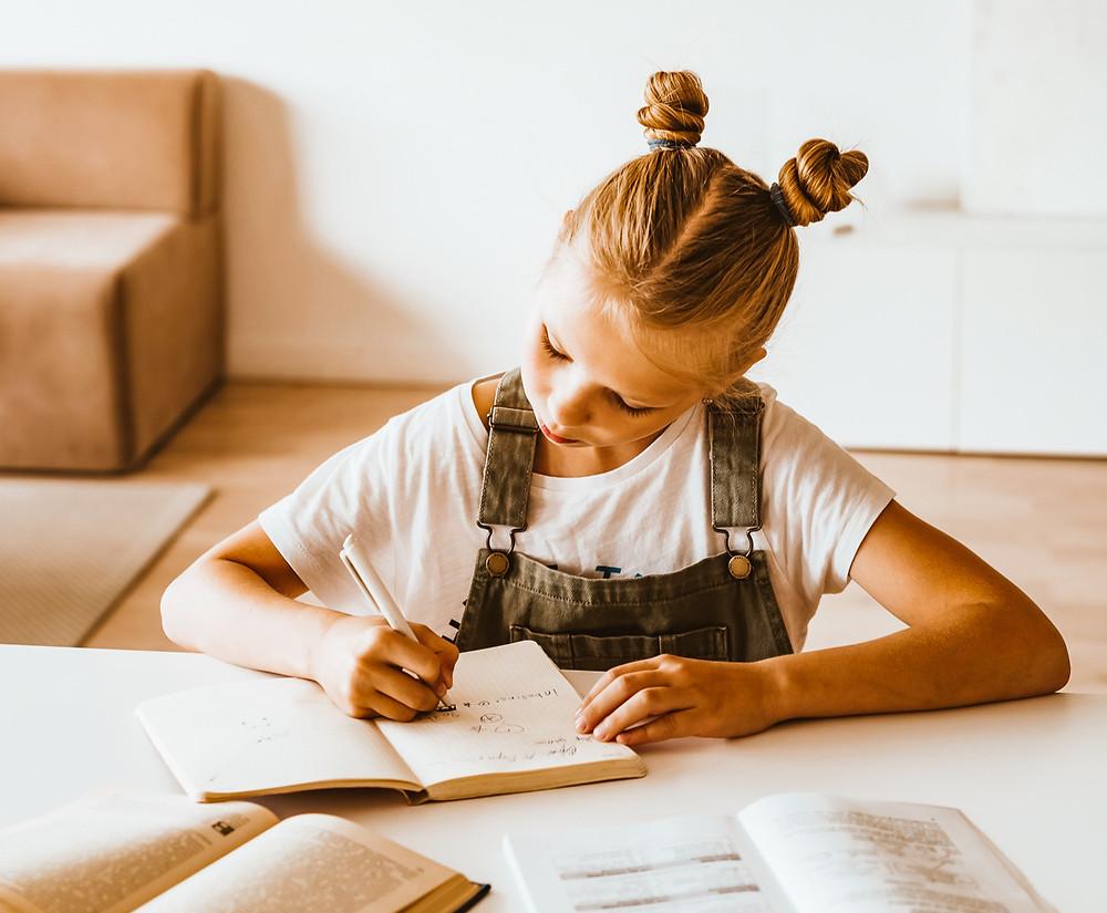 Hausaufgaben, Lernen, Familie