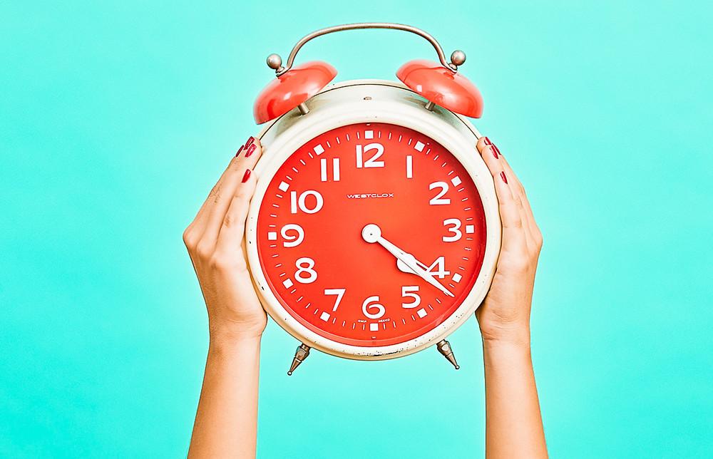 Uhrzeit, Stress, Hausaufgaben, Zeitdruck
