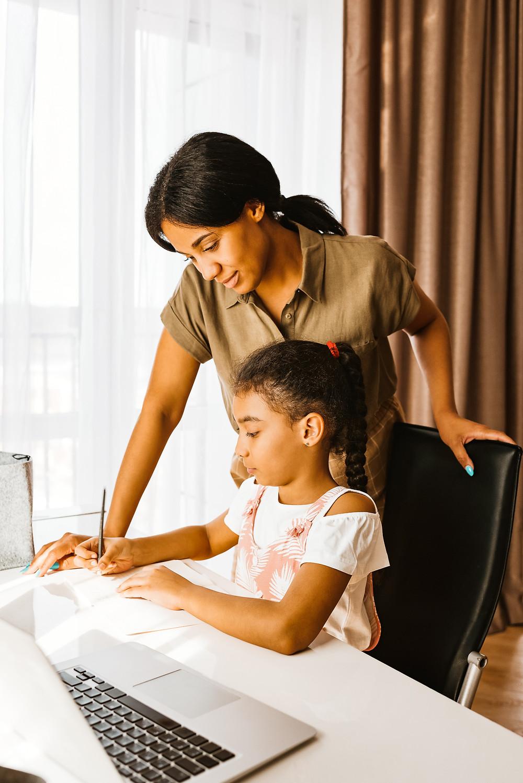 Hausaufgaben, Lernen, Hilfe, Unterstützung