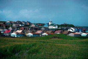 Saint Paul Island. Photo: Tom & Michelle Grimm