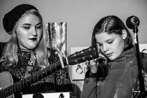 PRESSING PEOPLE: Lucky Spider: Severin sisters getting noticed in Alaska music scene