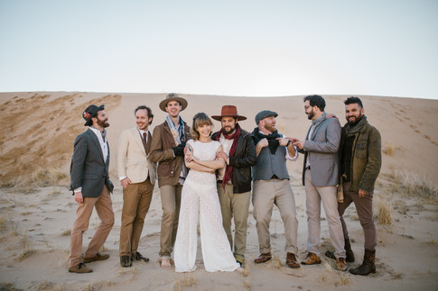 Across the Great Divide: Dustbowl Revival and The Hot Club of Cowtown play the Atwood
