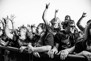 Shinedown Fans