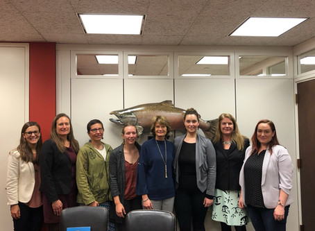 Women in Fisheries – Washington D.C. Advocacy Trip