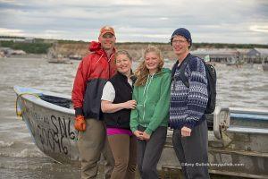 The Wayner Family, courtesy Amy Gulick