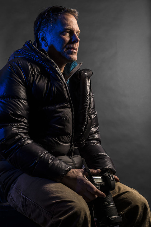No ordinary Joe: The wildly dangerous life of a true Alaska photographer
