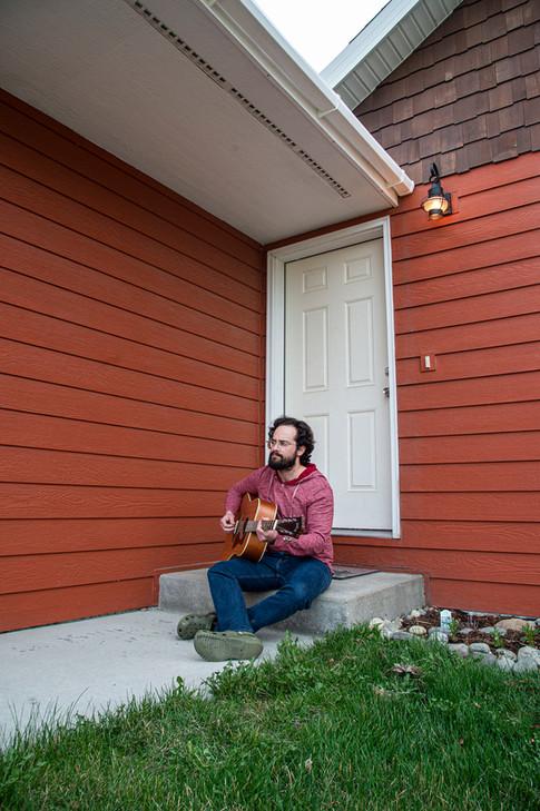 Palmer-based artist John Budnik releases 'Messenger'