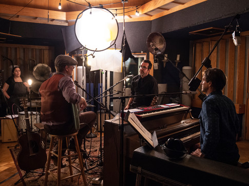 Reviving the Singer-Songwriter