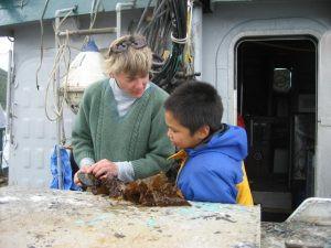 Michele fishing boat