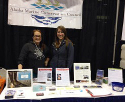 Events like Fish Expo in Seattle and Salmon Fest in Ninilchik are part of AMCC's suite of outreach activities and events. Want to help us make them great?