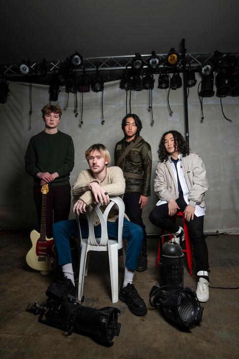 Anchorage's Underground Artists: Vitus Collective