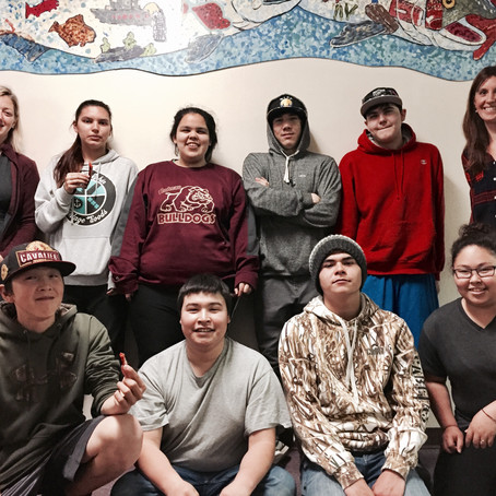 AMCC Staff SupportSeafood Marketing Coursefor Bristol Bay High School Students